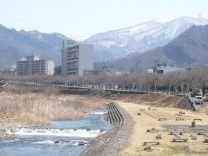 馬見ヶ崎川(まみがさきがわ)