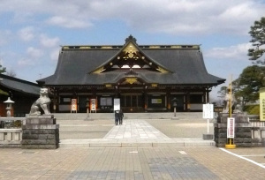 護国神社(ごこくじんじゃ)